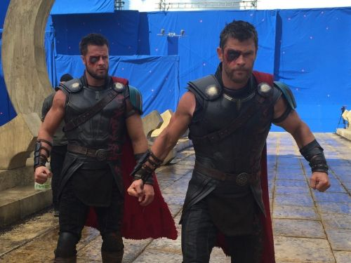 I'm Chris Hemsworth's stunt double. I've been set on fire, smashed through glass, and fallen down dozens of stairs. Here's what my job is like