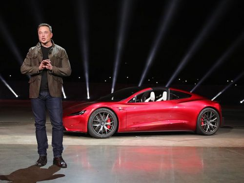 Elon Musk hints that the web browsers in Tesla cars are going to get a lot better, thanks to technology created by Google
