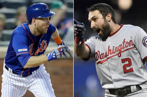 Nationals' Adam Eaton blasts 'chirping' Todd Frazier after fiery scene