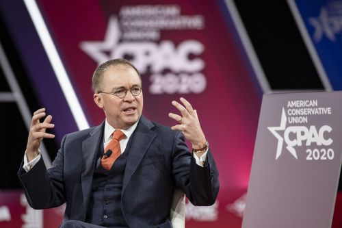 Mulvaney dismisses coronavirus concern as media panic