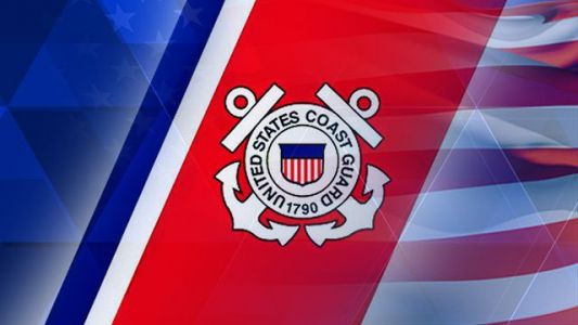 Coast Guard searching for overdue diver
