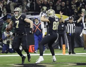 Blown call, Zuerlein's 57-yard FG send Rams to Super Bowl