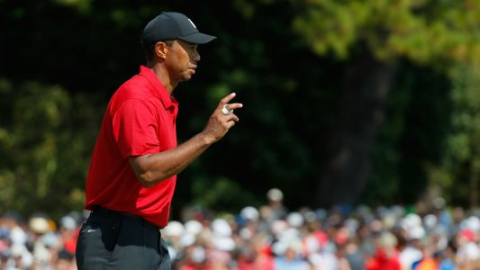 Tiger Woods' historic win brings outpouring of support from fellow golfers