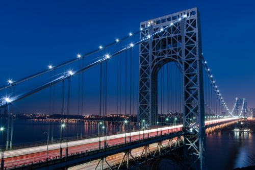 George Washington Bridge shut down after report of pipe bomb