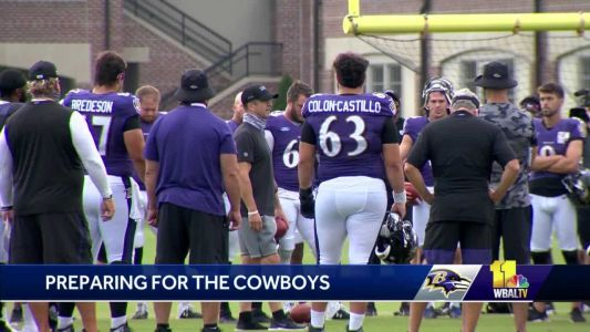 Finding focus: Calendar loses some meaning for Ravens