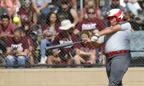 Dale's Delanie Manning named District 2A-1 MVP