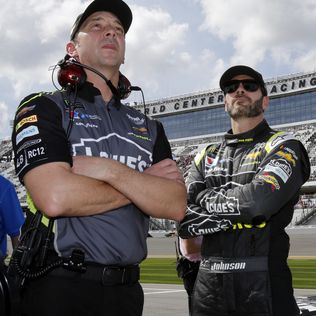 NASCAR: Jimmie Johnson, Chad Knaus to split after 17 years