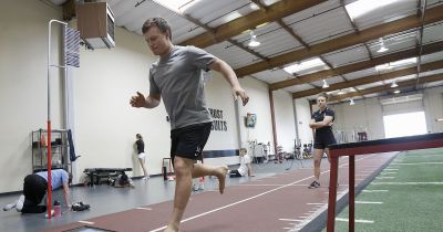 Tech company uses data from jumps to predict injuries