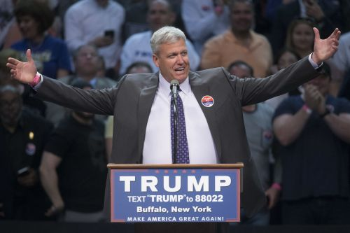 'Pissed off' Rex Ryan has some Donald Trump regrets