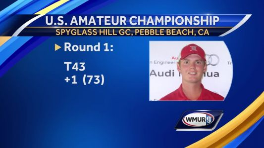 Paradis in the hunt and NHWGA State Amateur results