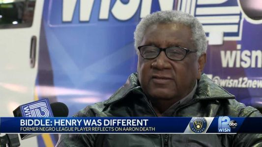 'Henry was different,' former Negro League player recalls