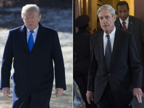 Mueller ready to deliver findings on two of the most explosive aspects of Russia probe: source