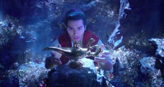 A live-action 'Aladdin' is coming next May - here's the first trailer