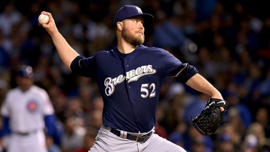 Brewers' Jimmy Nelson 'unlikely' to pitch this season