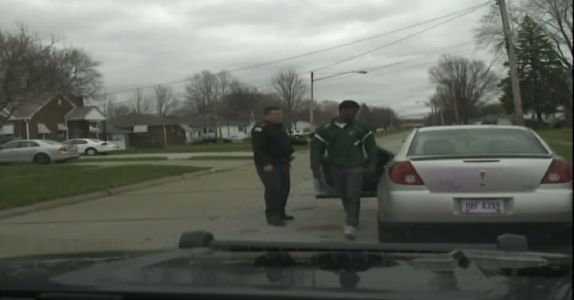 Report: Police officer fired after traffic stop involving his daughter's boyfriend