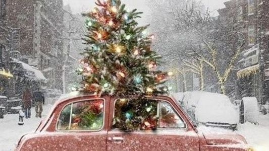 Historically, what are the chances of a Cincinnati white Christmas?