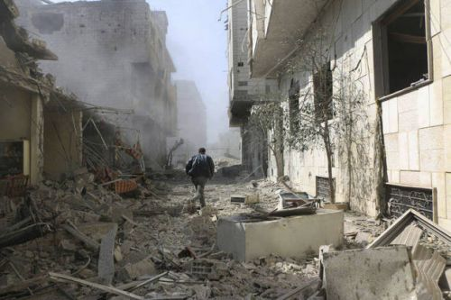 Security Council to meet amid calls for Syria cease-fire