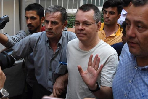 Turkish court rejects American pastor's appeal for release