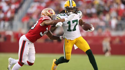 Is Davante Adams playing Week 8 after being placed on COVID list? Fantasy injury update ahead of Packers-Cardinals Thursday night matchup
