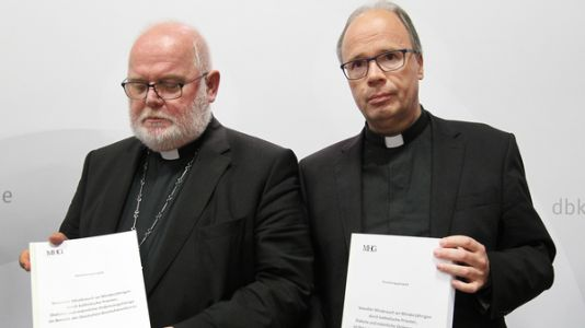 German Bishops' Report: At Least 3,677 Minors Were Abused By Clerics
