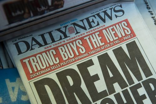 Daily News editor Jim Rich could be out as layoffs loom