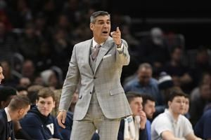 No. 3 Villanova gets back on the floor after COVID-19 pauses