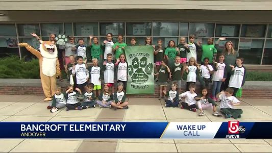 Wake Up Call from Bancroft Elementary