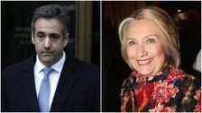 Twitter Users Taunt Michael Cohen For Newly Ironic Anti-Hillary Clinton Tweet
