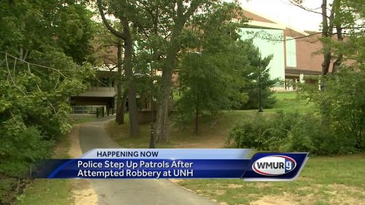 Attempted robbery reported at UNH
