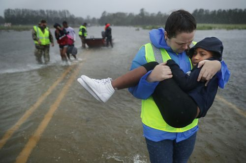 Hurricane Florence is bringing torrential rain, wind, and 6-foot floods to the Carolinas. Here's how you can donate to relief efforts