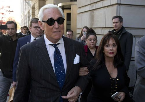 Roger Stone sentenced in case that rocked Justice Department