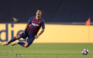 'Rock bottom': Barca reeling after 8-2 humiliation by Bayern