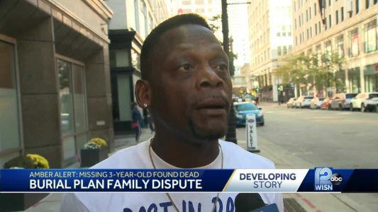 Major Harris' father says he will bury his son in Madison