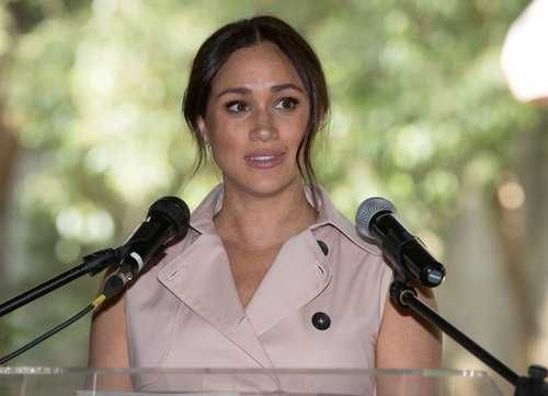 Meghan Markle opens up in an emotional interview on the pressures of being a mom in the spotlight