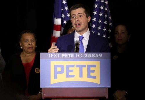 Buttigieg campaign alleges irregularities in Nevada caucuses vote