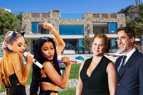 Ruin a celebrity's vacation plans by booking this luxe rental