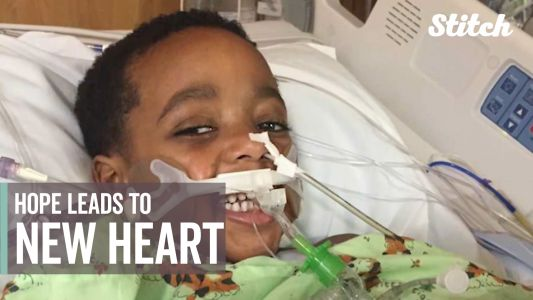 Rare transplant gives 5-year-old boy new lease on life