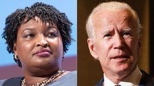 The Disrespect Of Floating Stacey Abrams As Joe Biden's Running Mate