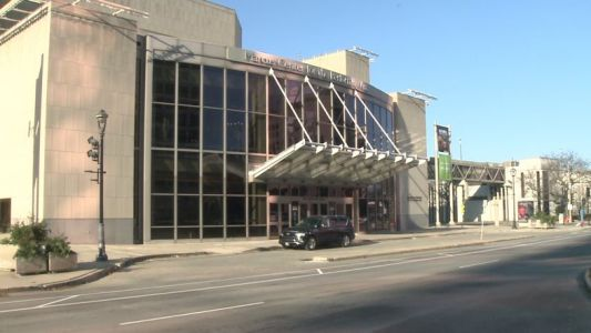 Man takes 'serious' fall at Marcus Center, police say