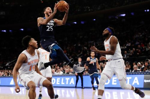 Derrick Rose shows Knicks fans he's playing at a high level again