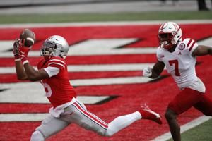 Fields, No. 5 Ohio St run away from Huskers in opener, 52-17