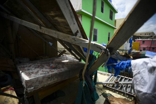 Feds rush aid to Puerto Rico, while Trump tweets about debt