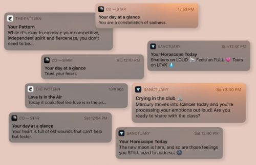 High-Tech Astrology Apps Claim to Be More Personalized Than Ever. Gen Z-ers Are Turning Out to Be Believers