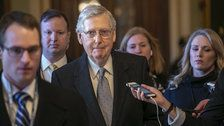 Competing Bills To End The Shutdown Set For Senate Votes, But Unlikely To Pass