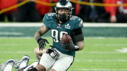 Eagles DE Derek Barnett out rest of season, report says