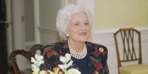 12 quotes that show why Barbara Bush was such a beloved first lady