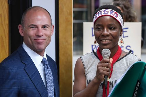 Michael Avenatti now represents the Statue of Liberty climber Therese Okoumou