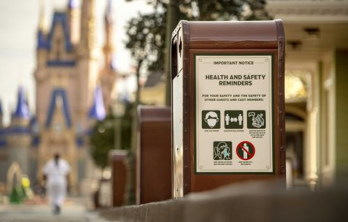 Disney releases coronavirus safety measures with parks set to reopen