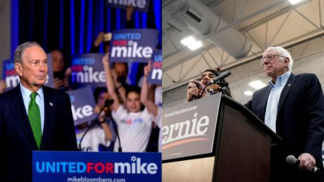 Wrong kind of 'energy'? Bloomberg takes on the 'Bernie Bros'. using Hillary Clinton-style tactics