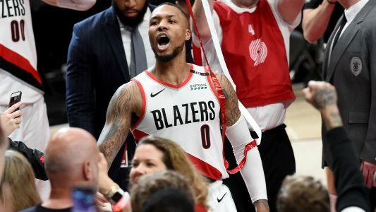 NBA playoffs 2019: Trail Blazers' Damian Lillard eliminates Thunder with Game 5 buzzer beater